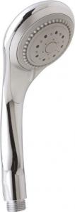 Aqualine Ruční masážní sprcha, 3 režimy sprchování, průměr 79mm, ABS/chrom SC025
