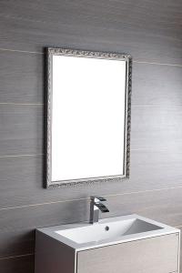 Sapho DAHLIA zrcadlo v dřevěném rámu 673x873 mm NL495