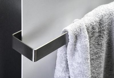 Sapho TABELLA držák ručníků 520mm, broušená nerez MI520