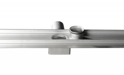 Gelco MANUS ONDA nerezový sprchový kanálek s roštem, 1250x130x55 mm GMO18
