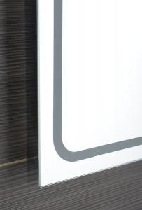 Sapho GEMINI LED podsvícené zrcadlo 500x700mm GM050