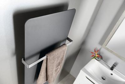 Sapho TABELLA držák ručníků 520mm, broušený nerez MI520