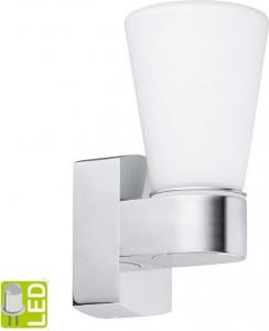 Sapho CAILIN nástěnné svítidlo G9-LED, 1x2, 5W, 230V, IP44, chrom 94988