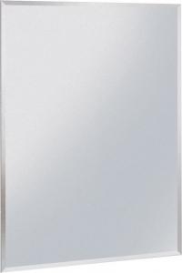 Aqualine Zrcadlo 60x80cm, s fazetou, bez úchytu 22496