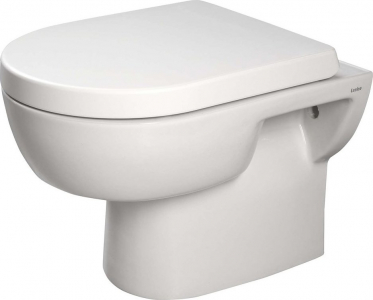 Aqualine MODIS WC mísa závěsná 36x52 cm, bílá MD001