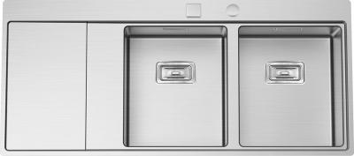 Nerezový dřez Sinks XERON 1160 DUO MP68163