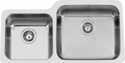 Nerezový dřez Sinks DUO 865 V 1,0mm MP68174
