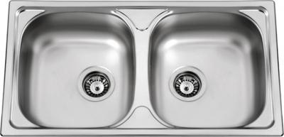 Nerezový dřez Sinks OKIO 780 DUO MP68196