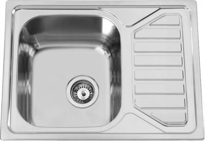 Nerezový dřez Sinks OKIOPLUS 650 V 0,7mm MP68207
