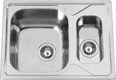 Nerezový dřez Sinks OKIOPLUS 650.1 V 0,7mm MP68208