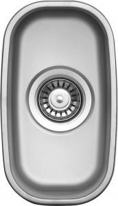Nerezový dřez Sinks UNDERMOUNT 195 V 0,6mm matný MP68285