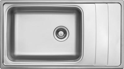 Nerezový dřez Sinks WAVE 915 V 0,8mm leštěný MP173428