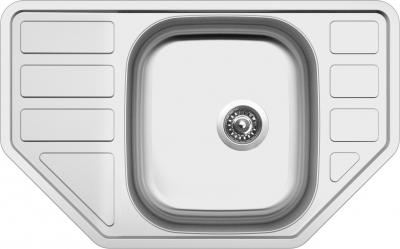 Nerezový dřez Sinks CORNO 770 V 0,6mm matný MP68301