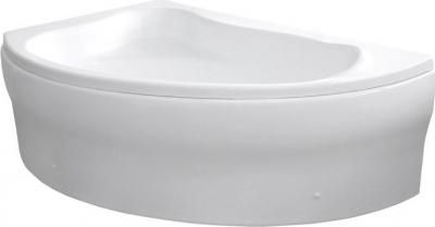 Aqualine ORAVA vana 150x90x38cm bez nožiček, levá, bílá G1590