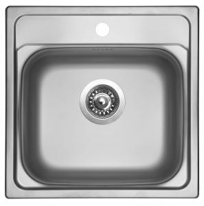 Nerezový dřez Sinks MANAUS 480 V 0,7mm leštěný RDMAL4804807V