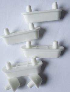 Aqualine Náhradní dosedy k WC sedátkům HDF ND-1705-02