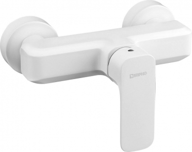 Sapho SPY nástěnná sprchová baterie, bílá mat PY11/14