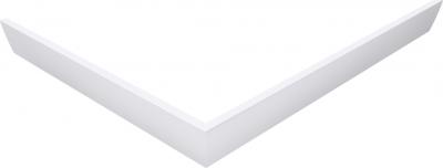 Polysan KARIA 120x80 rohový panel, výška 11 cm, pravý 48812R