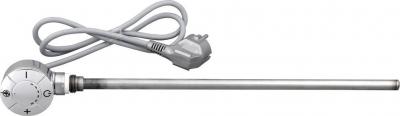 Aqualine Elektrická topná tyč s termostatem, rovný kabel, 500 W, chrom LT67445