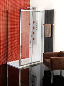 Polysan Lucis Line obdélníkový sprchový kout 800x900mm L/P varianta DL2715DL3415