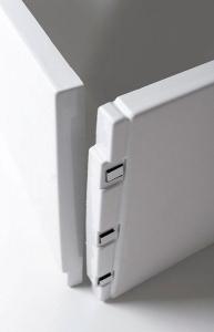 Polysan PLAIN panel boční 74x59cm 72678