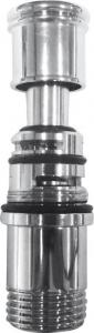 Aqualine Přepínač pro vanovou baterii 52118 ND52118-I