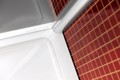 Polysan LUCIS LINE sprchové dveře 1500mm, čiré sklo DL4215