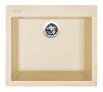 Granitový dřez Sinks CUBE 560 Sahara TLCU56050050