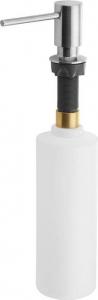 Sapho Plastová nádobka pro zápustný dávkovač SP, 1000ml SP1000