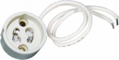 Sapho Keramická objímka GU10/GZ10, 230V HLDR-GZ10