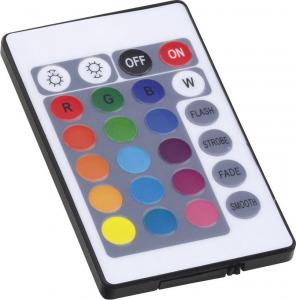 Sapho Led Řídící jednotka RGB s IR dálkovým ovladačem RGB74