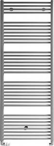 Aqualine Otopné tělesorovné 1690/600, 889 W, metalická stříbrná ILS66