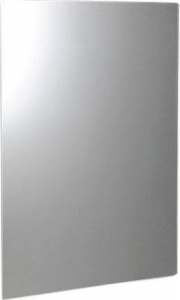 Sapho PLAIN zrcadlo 60x90cm, zakulacené rohy, bez úchytu 1501-28