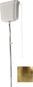 Kerasan WALDORF-RETRO splachovací mechanismus s řetízkem, plast, bronz 754693