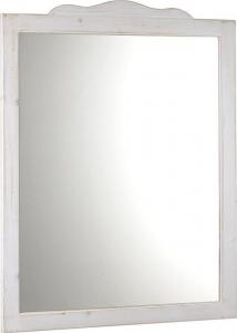 Sapho RETRO zrcadlo 89x115cm, starobílá 1687
