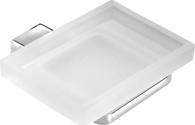 Gedy GLAMOUR mýdlenka, chrom/mléčné sklo 5711