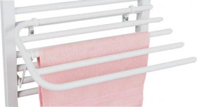 Aqualine Sušák 4 ručníků na otopná tělesa s oblými trubkami IL, bílá 25-03-SV450