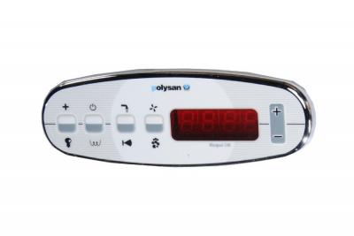 Polysan HM systém KOMBI LUX, ovládání Typ B - Digi KXB