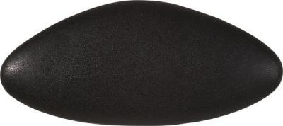 Polysan STAR podhlavník do vany 32x15cm, černá 250071
