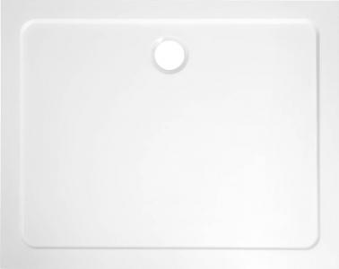 Aqualine TECMI sprchová vanička z litého mramoru, 120x90x3 cm PQ12090