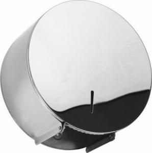 Bemeta Zásobník na toaletní papír do průměru 24cm, nerez lesk 125212051