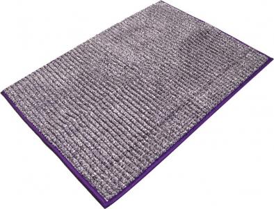 Aqualine Koupelnová předložka 50x70cm, fialová 7021313