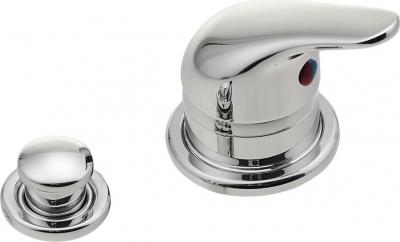 Sapho Přepínač na okraj vany, chrom TDT