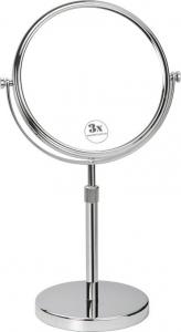 Bemeta Kosmetické zrcátko kulaté bez osvětlení průměr 200mm, chrom 112201412