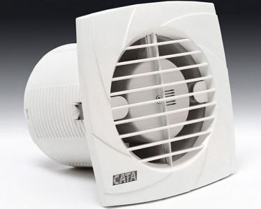 Cata B-10 PLUS koupelnový ventilátor, 15W, potrubí 100mm, bílá 00981001