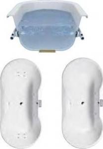 Polysan HM systém HYDRO POOL, ovládání Typ L - Elektronické s podsvícením HDL