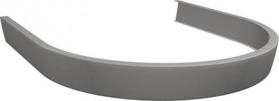 Polysan ISA 90 čelní panel, bílá 50812