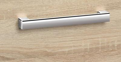 Aqualine VEGA skříňka vysoká 35x184x31 cm, dub platin VG985