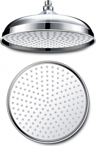 Sapho RETRO hlavová sprcha, průměr 305mm, chrom AQ785