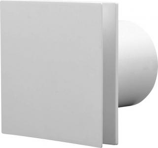 Sapho EIRA koupelnový ventilátor axiální, 15 W, potrubí 100 mm, bílá EI101